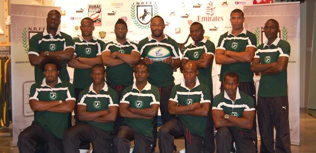 Nigeria-Rugby