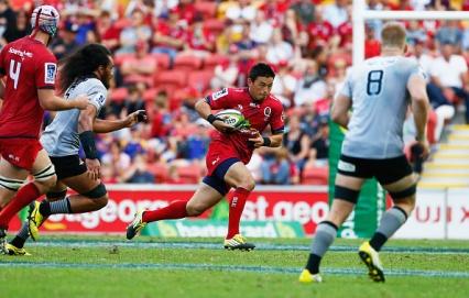 Super Rugby Rd 13 - Reds v Sunwolves